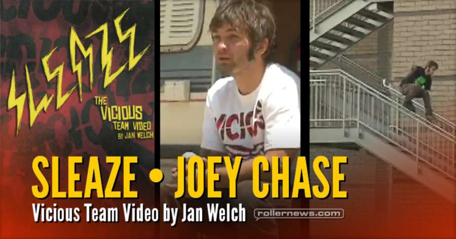 Joey Chase - Sleaze Section (2008) by Jan Welch