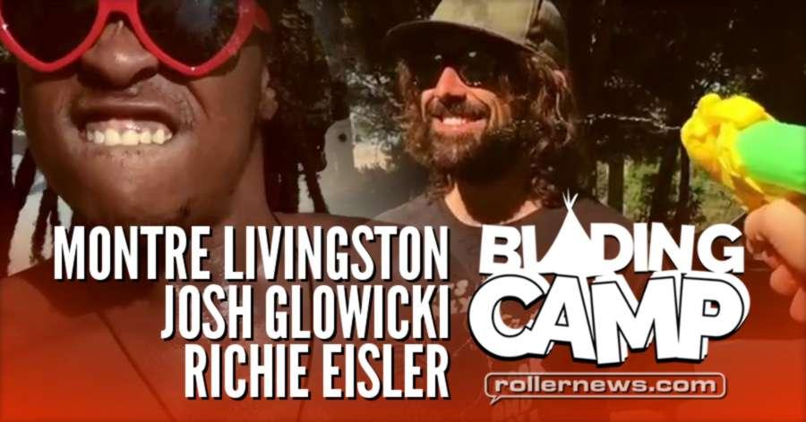 Trip to Blading Camp (Malaga, 2017) - featuring Montre Livingston, Josh Glowicki and Richie Eisler
