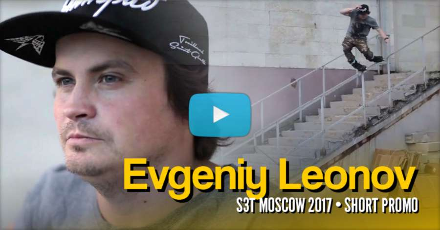Evgeniy Leonov (Russia) - Invitation to the Moscow S3t Contest 2017