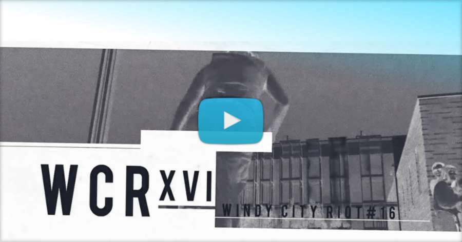 Windy City Riot 2017 - Official Edit by Tri Tri-Rudolf