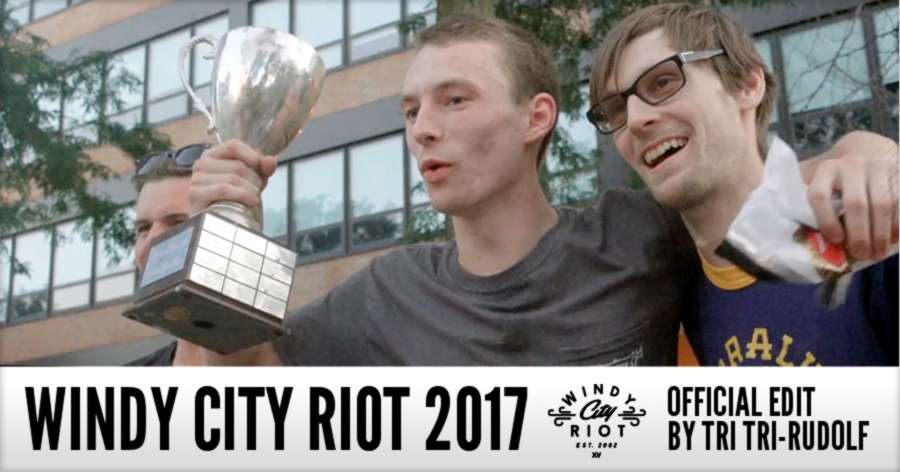 Windy City Riot 2017 - Official Edit by Tri Tri-Rudolf