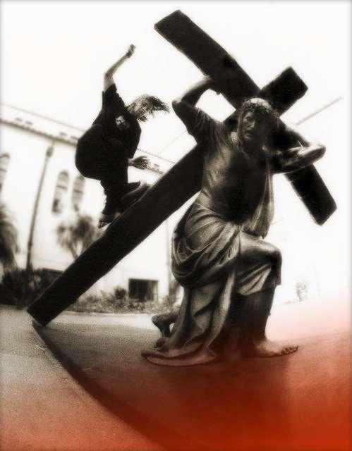 Carlos Roberto Pianowski - Jesus Christ Pose (Daily Bread)