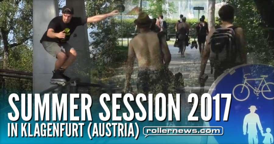 Summer Session 2017 in Klagenfurt (Austria) by Martin Leopold