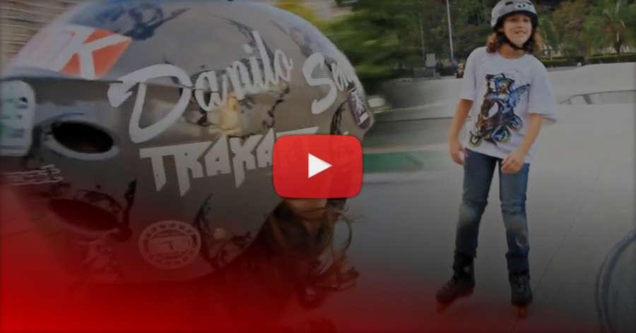 One Minute with Danilo Senna (11, Brazil)