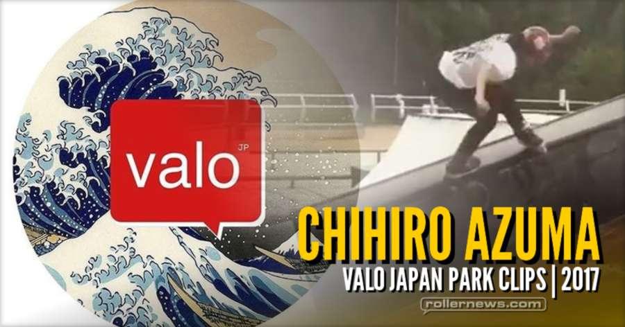 Chihiro Azuma (Valo Japan) - 2017 Park Clips