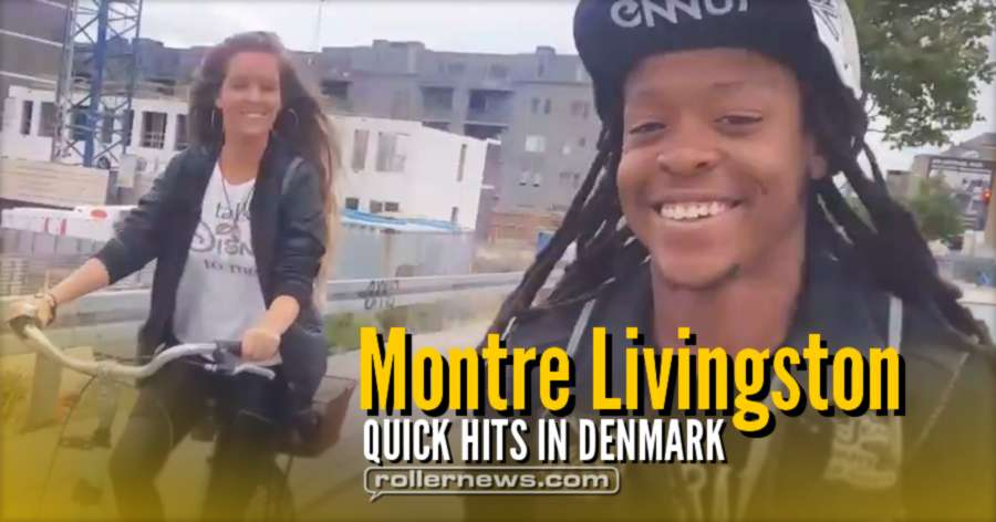 Montre Livingston - Quick Hits in Denmark (2017)