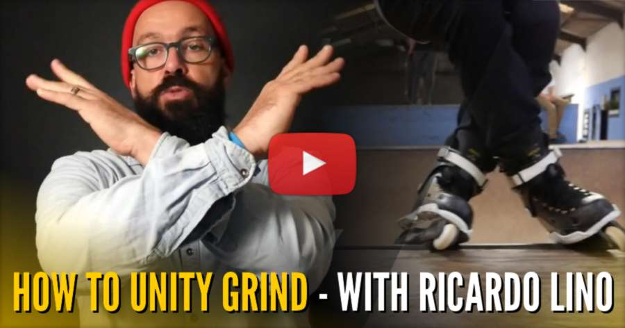 Trick Tips with Ricardo Lino: How to Unity Grind