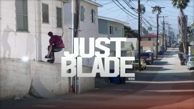Sean Keane - Just Blade Promo Video (2017)