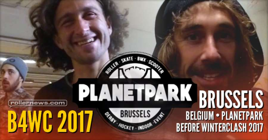 Before Winterclash 2017 | Edit by Kevin Ciman, with Richie Eisler, Rob G, Antony Pottier & more