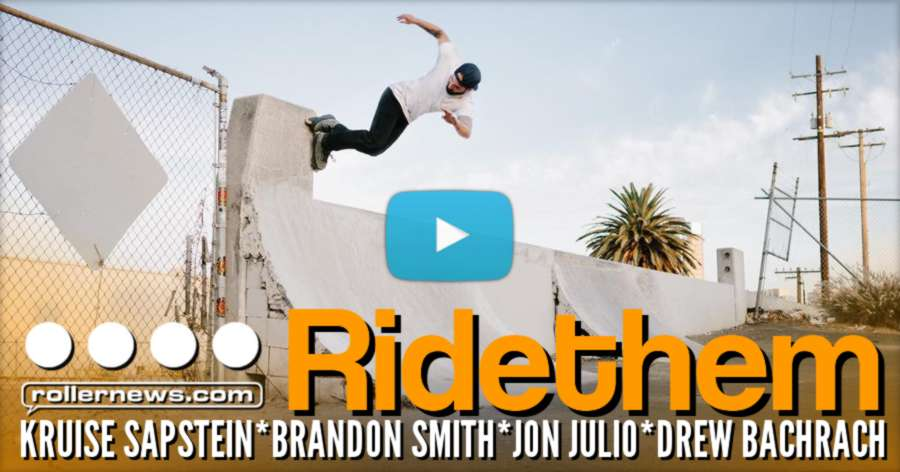 Themgoods - Ridethem Edit (2017) with Kruise Sapstein, Brandon Smith, Jon Julio & Drew Bachrach