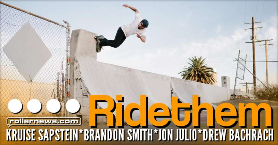 Themgoods - Ridethem Edit (2017) with Kruise Sapstein, Brandon Smith, Jon Julio & Drew Bachrach