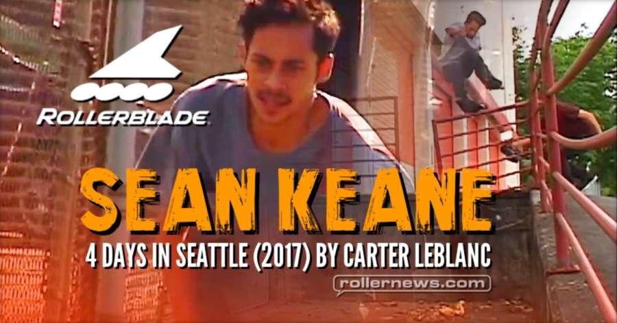 Sean Keane - 4 Days in Seattle (2017) by Carter Leblanc