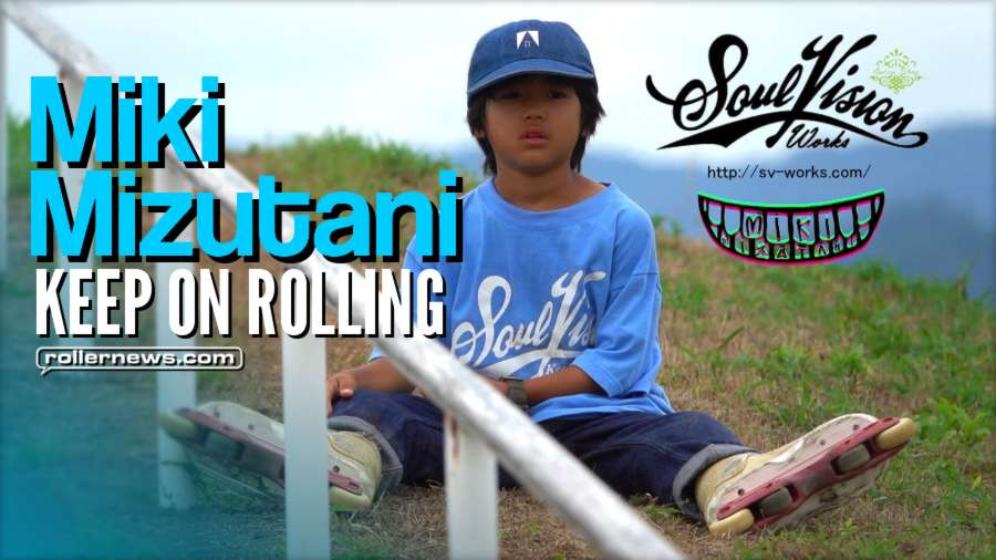 Miki Mizutani (8) - Keep on Rolling, Soul Vision Works Promo Video