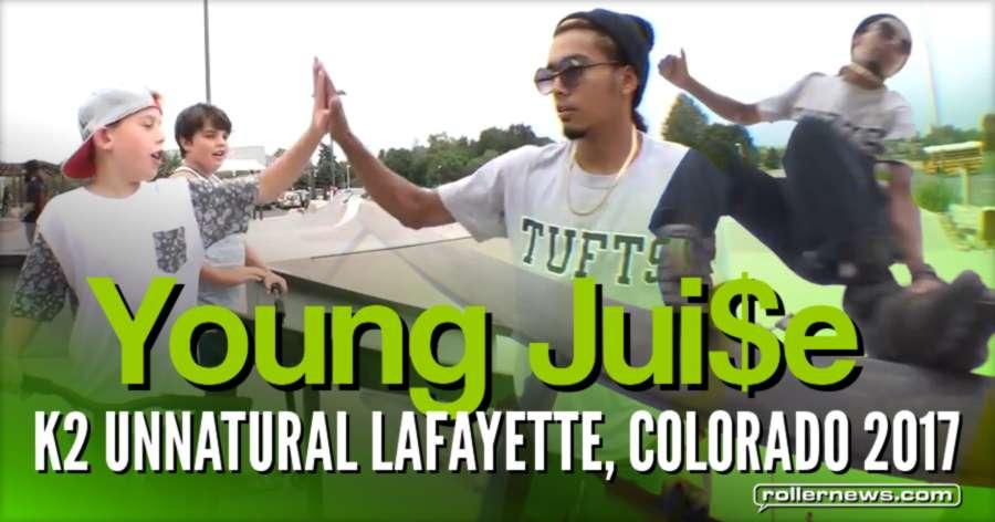 Young Jui$e - K2 Unnatural Lafayette, Colorado 2017