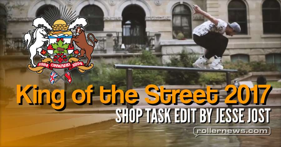 King of the Street 2017 (Calgary, Canada) - Shop Task Edit by Jesse Jost