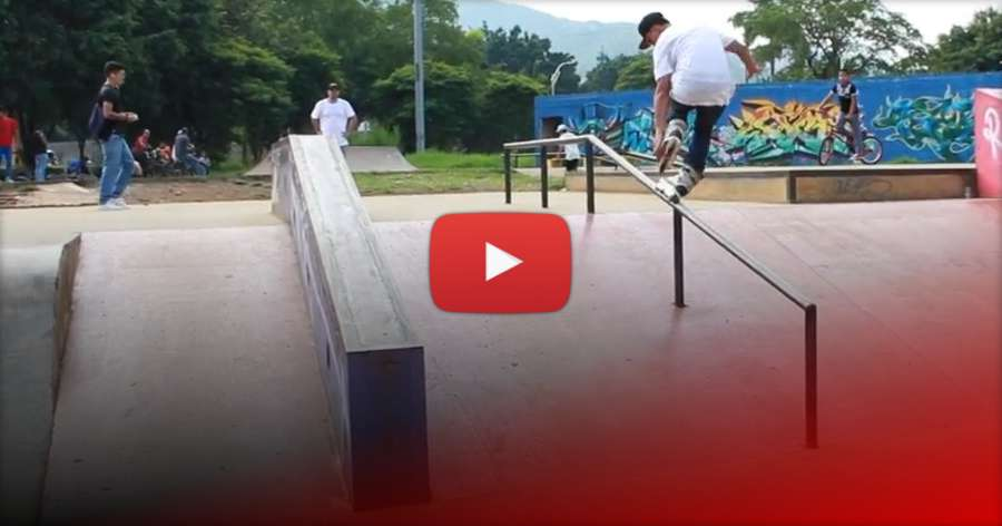 Korey Waikiki in Cali (Colombia, 2017) - Clips by Digitech Video