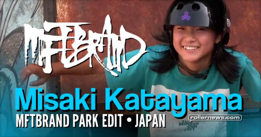 Misaki Katayama (15, Japan) - MFTBrand Edit (2017)