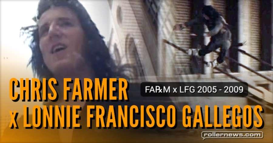 Chris Farmer x Lonnie Francisco Gallegos