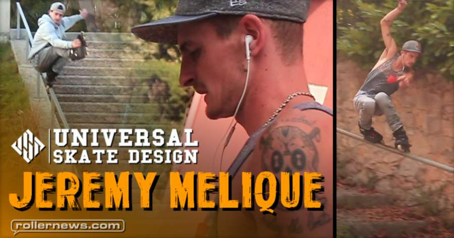 Jeremy Melique (France) - USD Edit (2017)