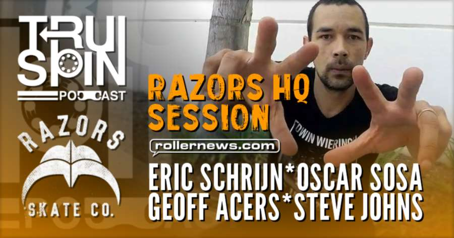 Razors HQ - Thursday Chill Session (2017) with Eric Schrijn & Friends