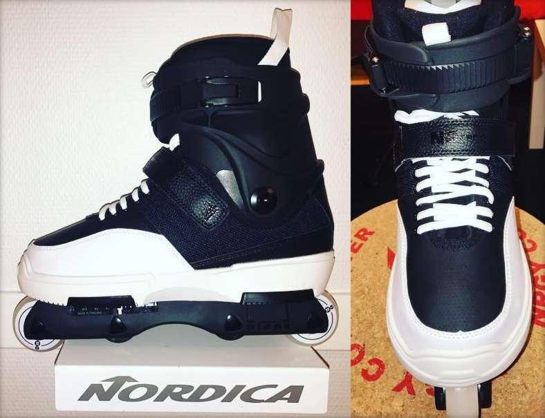 Rollerblade 2018 - NJ Team & NJ Pro Skates