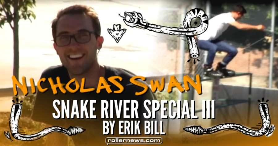 Nicholas Swan - Snake River Special III (2016) by Erik Bill, Section Now Online