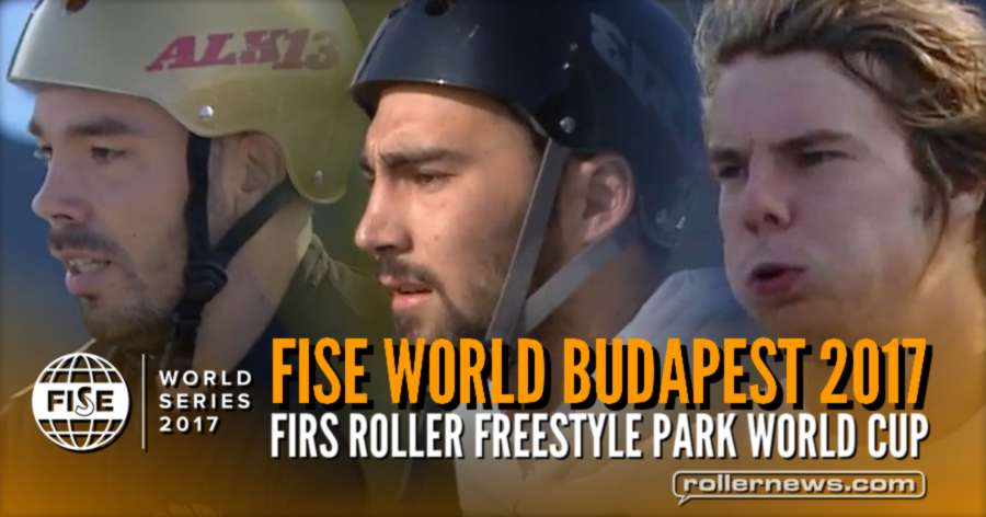 FISE World Budapest 2017 - Day 3: Finals