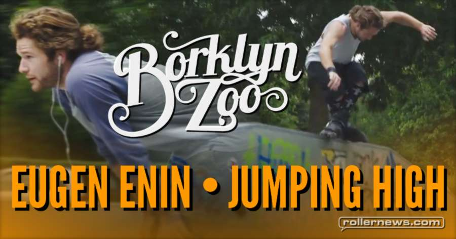 Eugen Enin (Germany) - Jumping High (Borklyn Zoo, 2017)