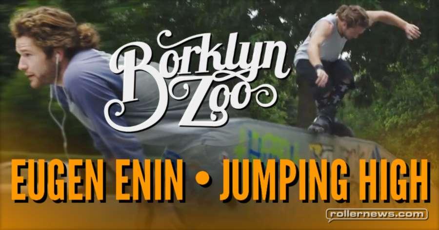 Eugen Enin (Germany) - Jumping High (Borklyn Zoo, 2017)