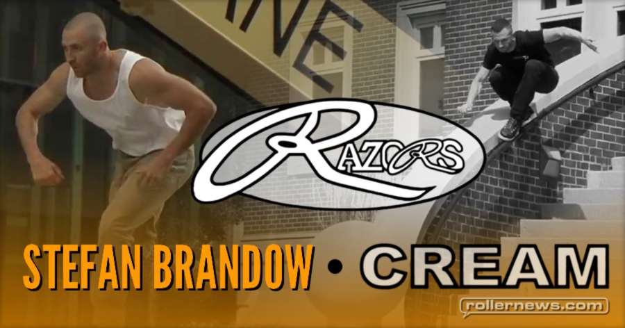 Stefan Brandow // Razors Cream (2017)