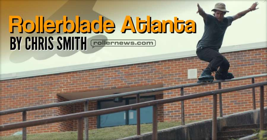 Rollerblade Atlanta (2017) by Chris Smith