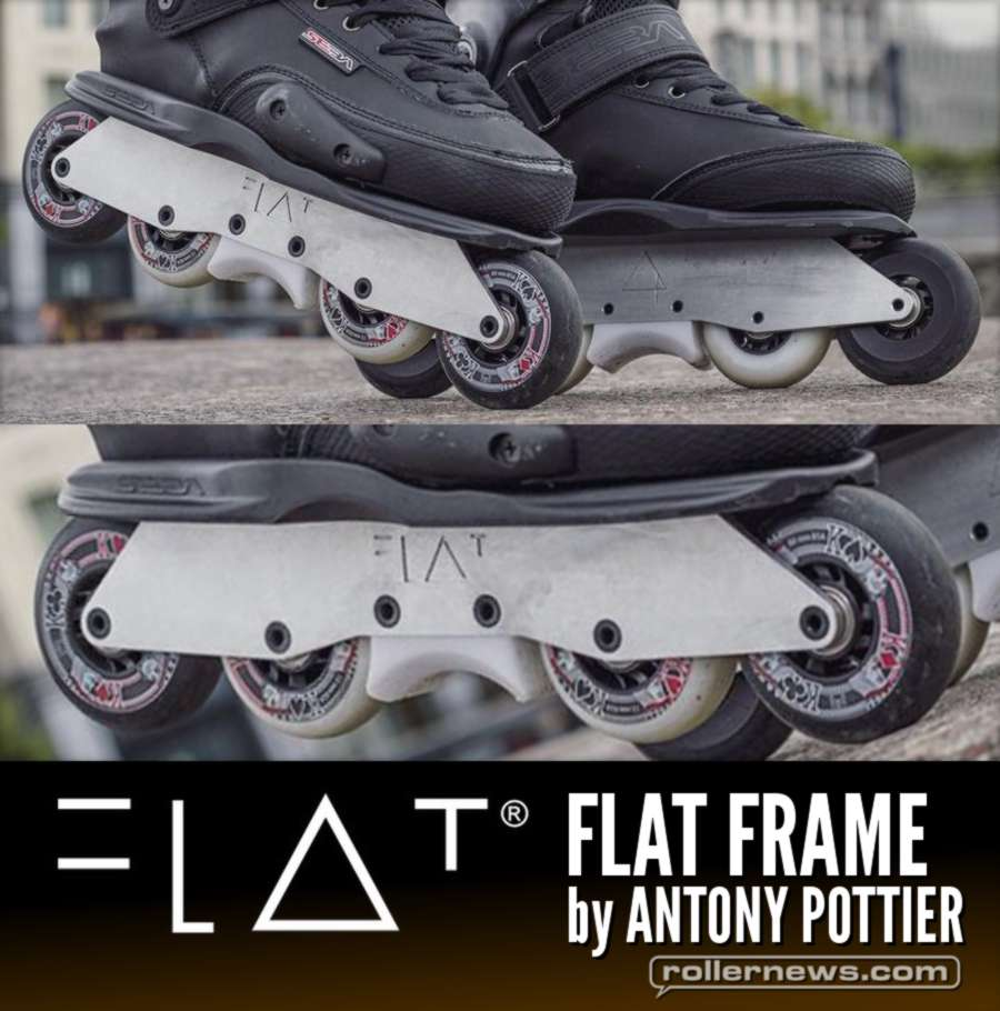 Antony Pottier - Flat Frame Promo (2017)