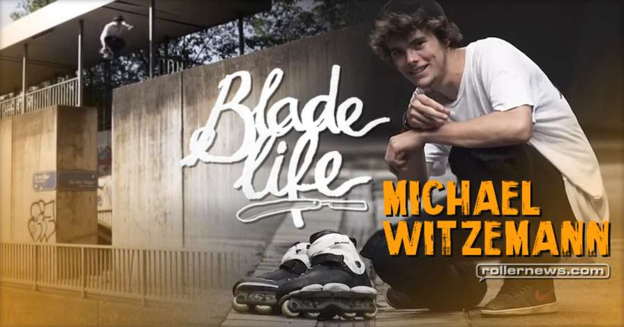 Michael Witzemann - Welcome to the Bladelife Family (2017)