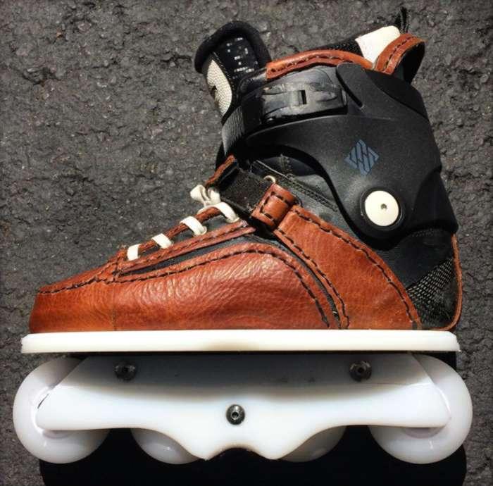 Custom Skates by Daniel Wakolbinger