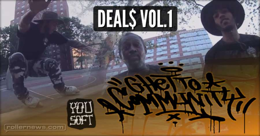 Ghetto Community - Deal$ Vol.1 (NYC, 2017)