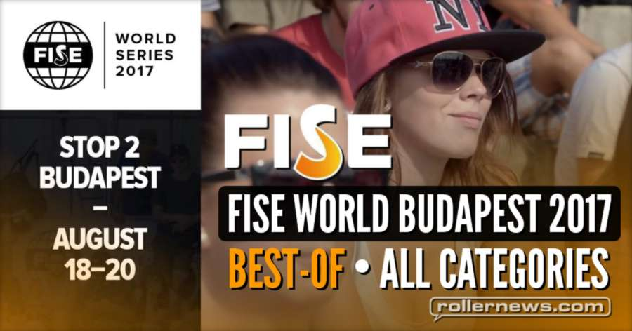 FISE World Budapest 2017: Best-of