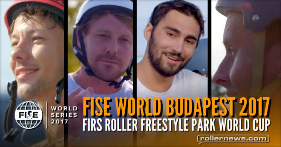 FISE Budapest 2017 - Roller Highlights