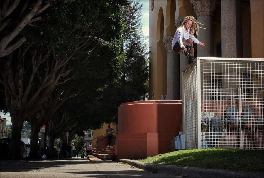 Picture of the day: Cameron Talbott, by Erick Garcia