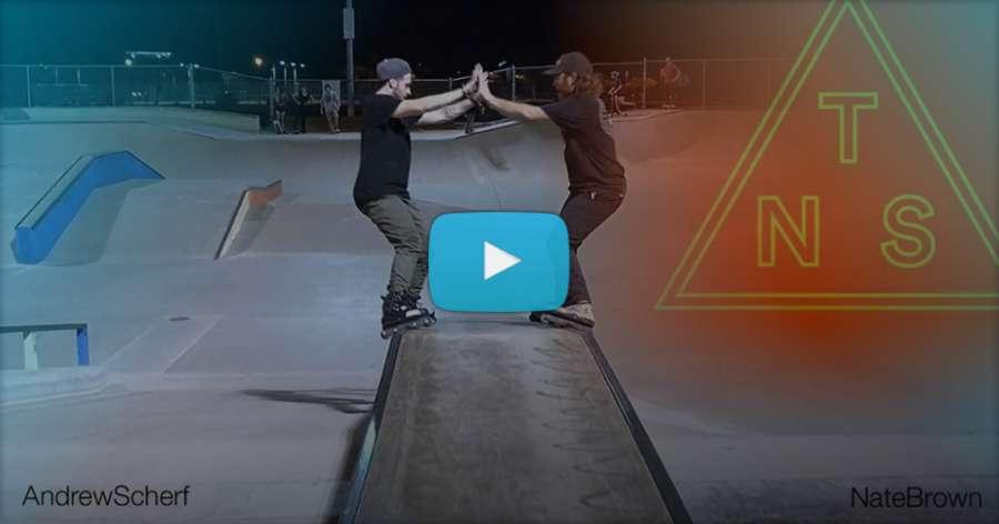 Thursday Night Skate - T0ugh W33k (August 2017, Arizona) by Ryan Buchanan