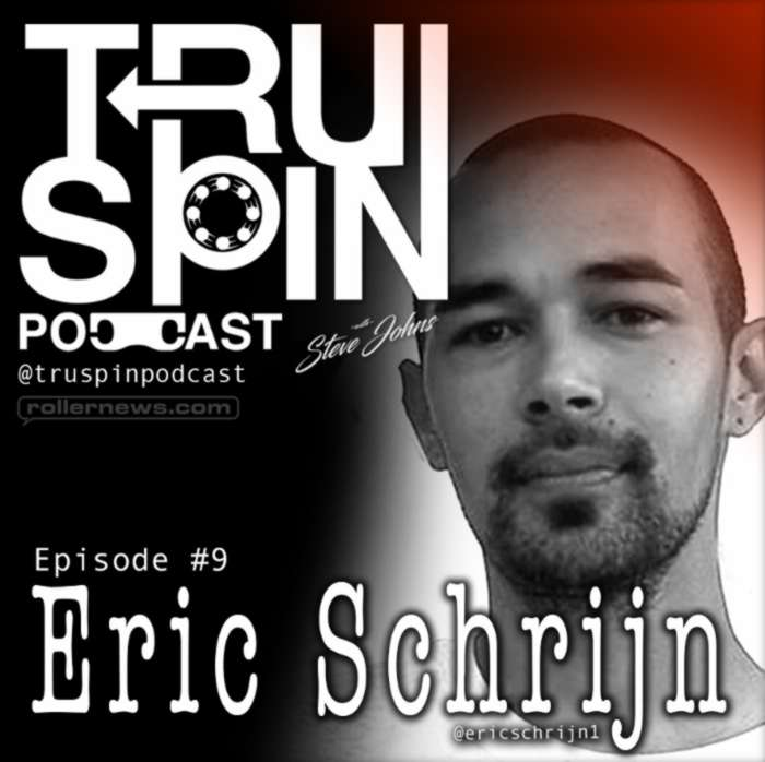 Truspin Podcast with Eric Schrijn (August 2017)