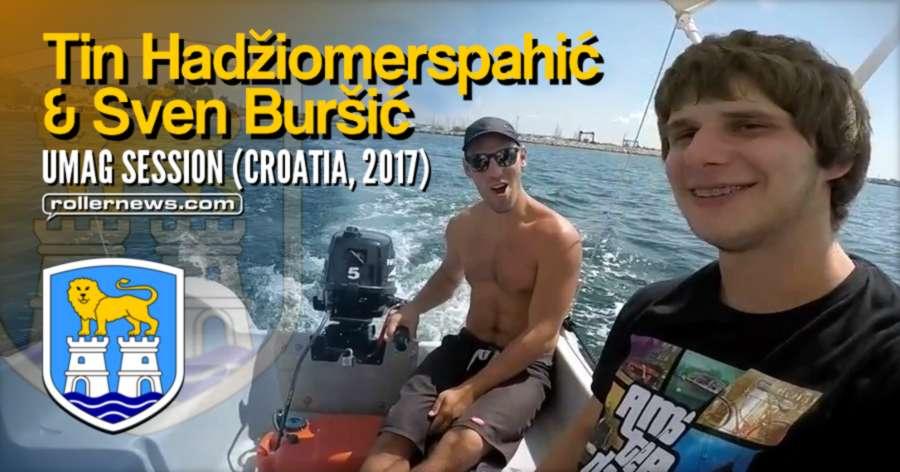 Tin Hadziomerspahic & Sven Bursic - Umag Session Vol. 2 (Croatia, 2017)