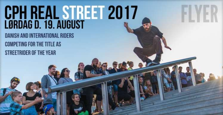 Real Street Copenhagen 2017 by Casper Cordua and Christian Berg