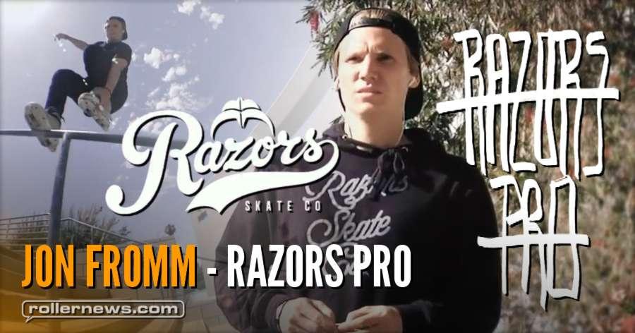 Jon Fromm // Razors Pro (2017)