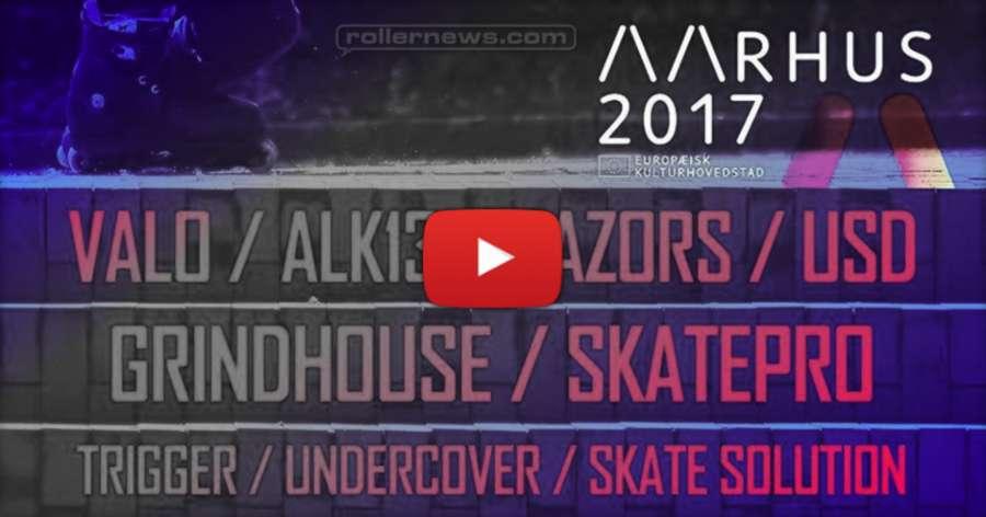 Jacob Juul - Real Street Aarhus 2017 (Denmark) - Skatepro Edit