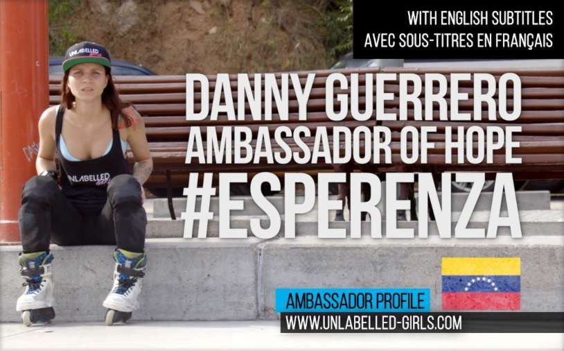 Danny Guerrero - Unlabelled Profile (2017)