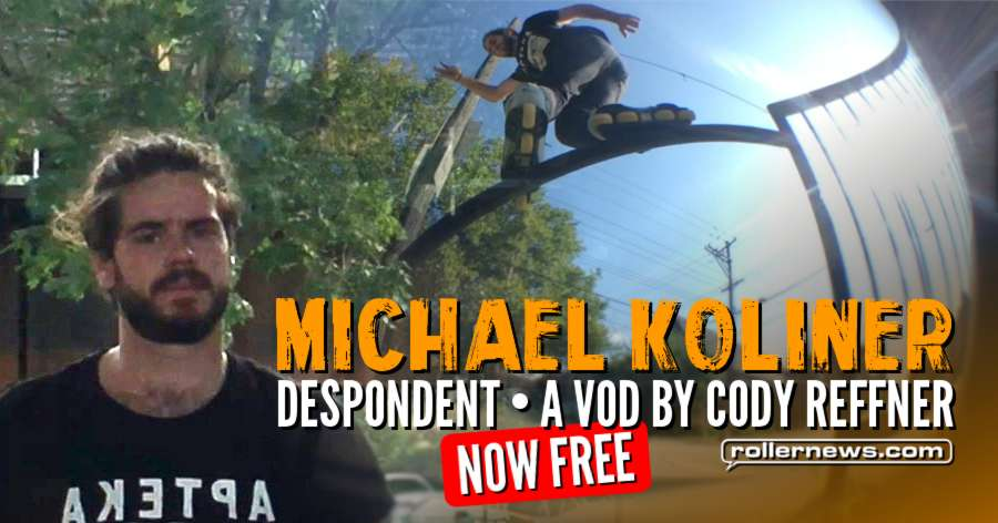 Michael Koliner - Despondent (2017) by Cody Reffner, VOD Now Free
