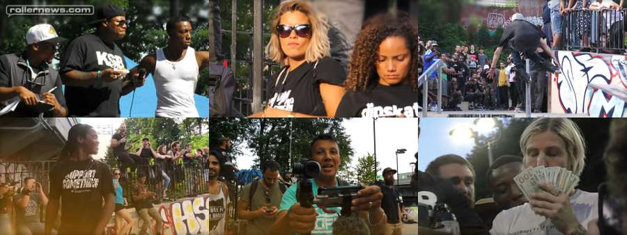 The Boschi Pope Skate Off 2017 - Coverage by Ivan Higgins