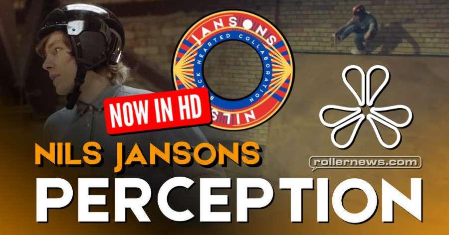 HD Version: Nils Jansons - Perception (BHC, 2017) by Martins Jansons