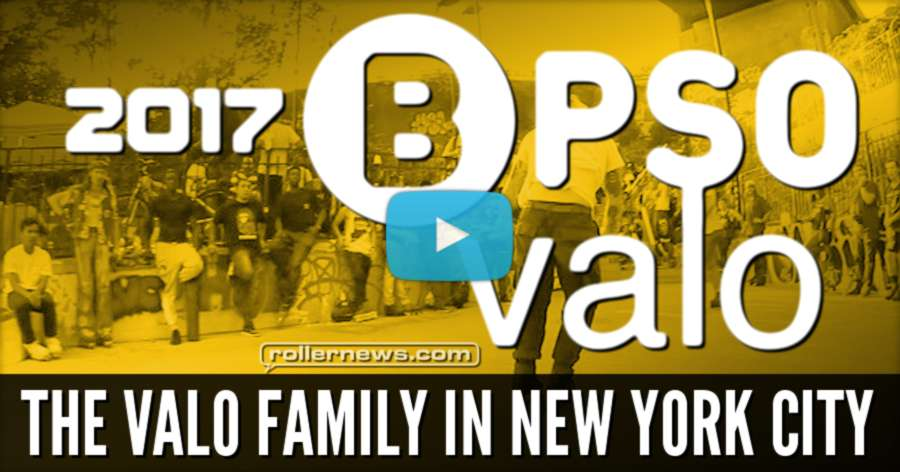 The VALO family in New York City (BPSO2K17)