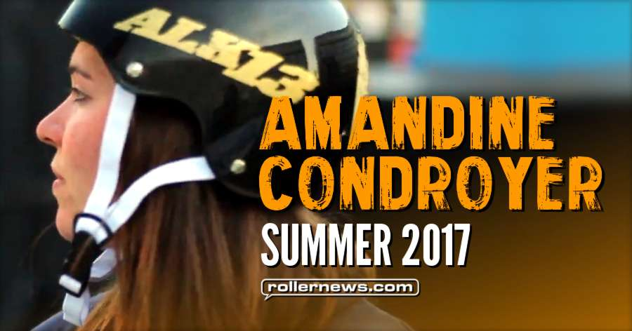 Amandine Condroyer - Summer 2017